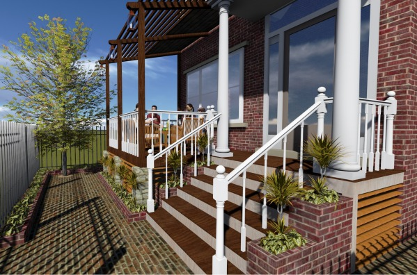 Image Front porch