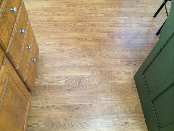 Image My oak pergo (laminate...