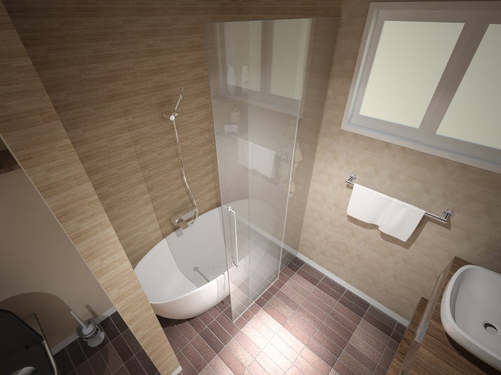 Bathroom Remodeling Tulsa : Arcbazar viewdesignerproject projectbathroom design
