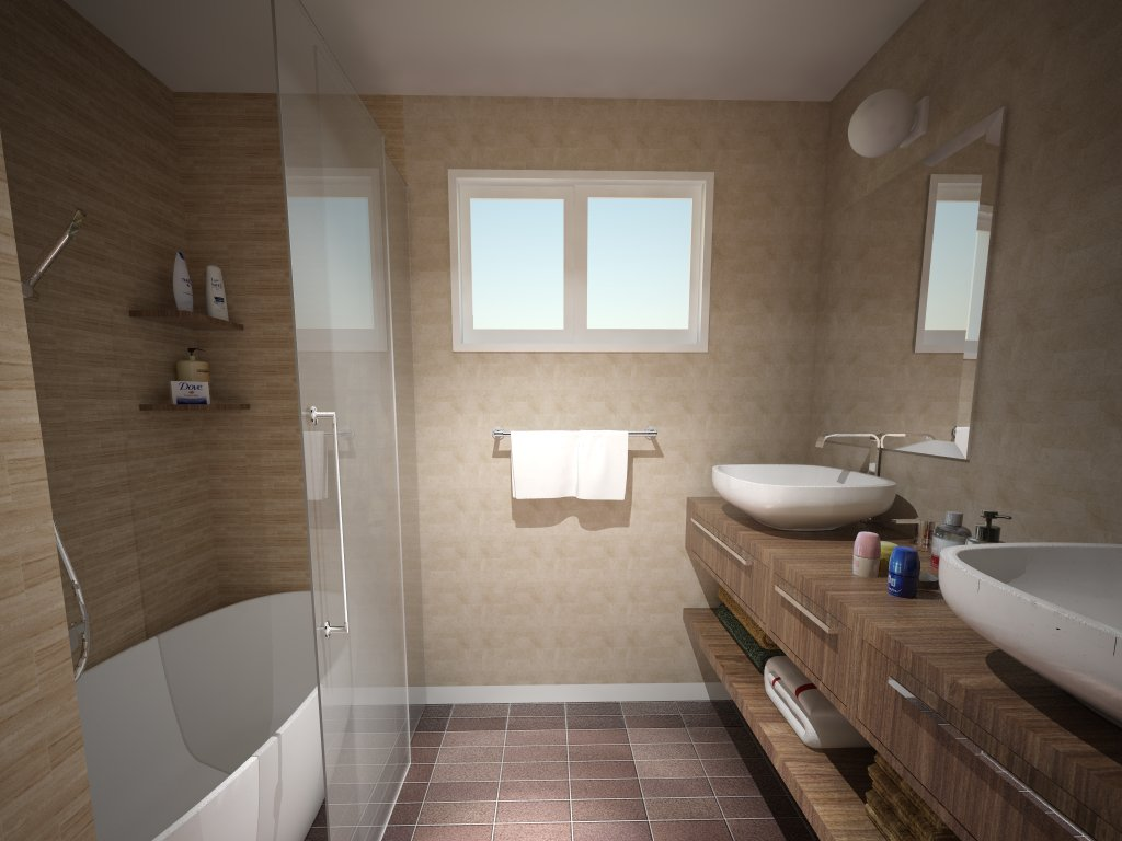 Viewdesignerproject Projectbathroom Design Designed By Vaso Papadhima Bathroom