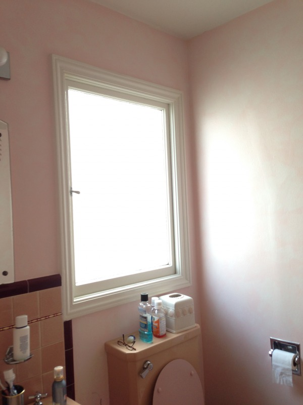 Image Master Bathroom Window...