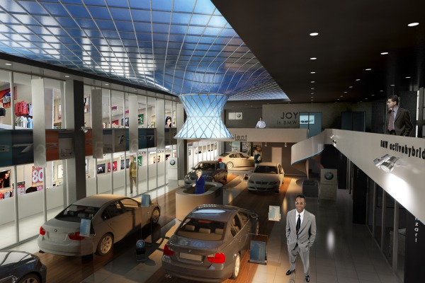 Image BMW Showroom proposal (1)