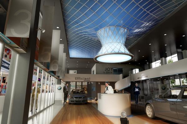 Image BMW Showroom proposal (2)