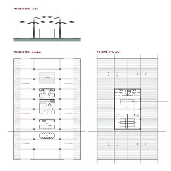 ground floor plan,gall...