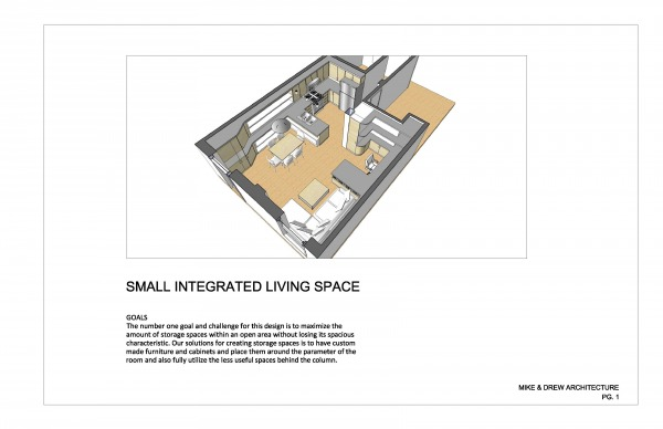 Image Small Integrated Livin...