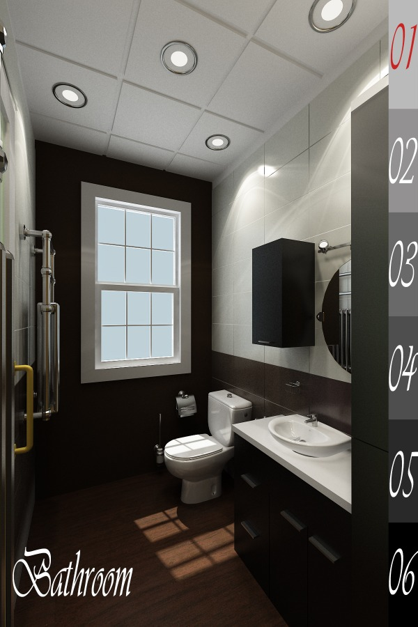 Image Bathroom in Townhome