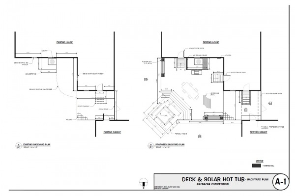 Image A1 Backyard Plan