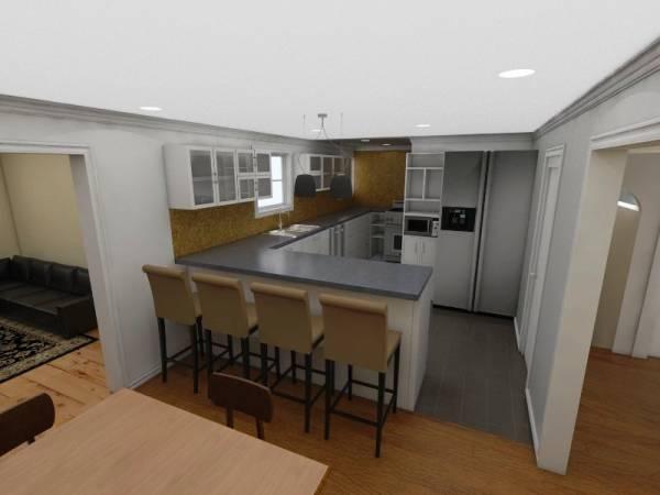 Image Main Floor Renovation ...