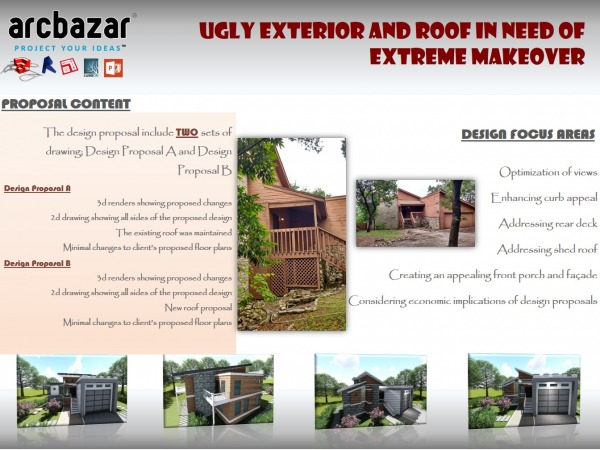 Image Ugly Exterior and Roof... (1)
