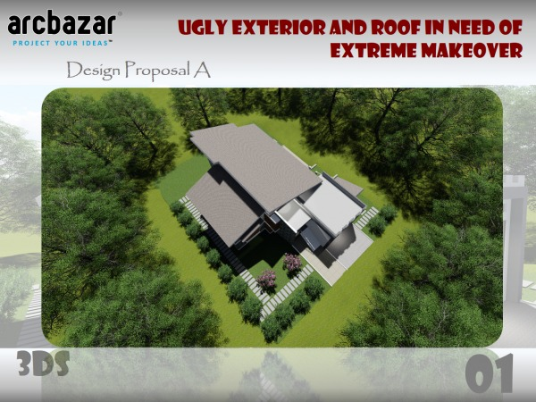 Image Ugly Exterior and Roof... (2)