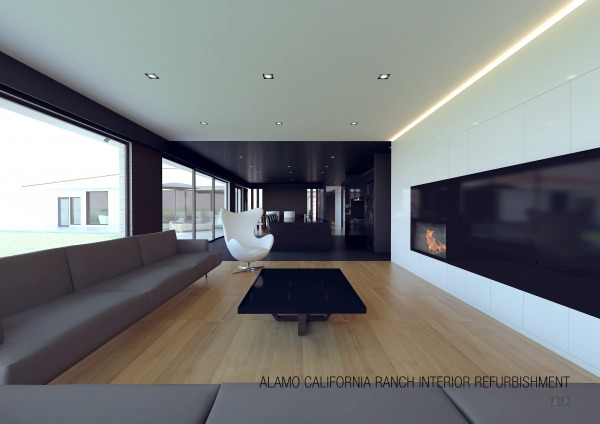 Image Ranch House Interior D...