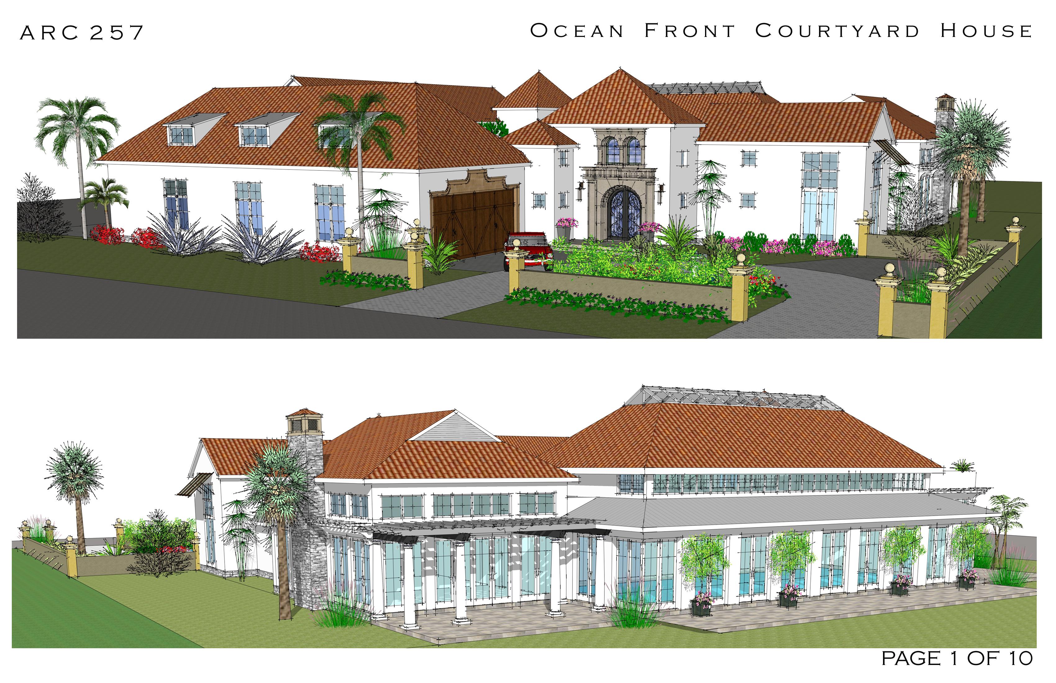 Login arcbazar for Ocean front home designs