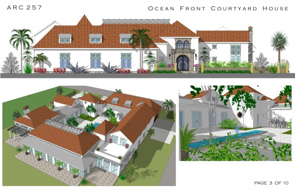 Multi Story Family Homes Designed by Arcadia Design Oceanfront