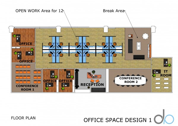 Designed By Anonymous Office Space Design 1 Houston