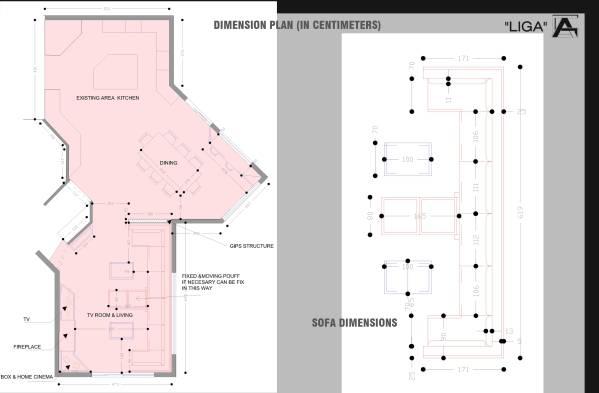 dimensions plan
