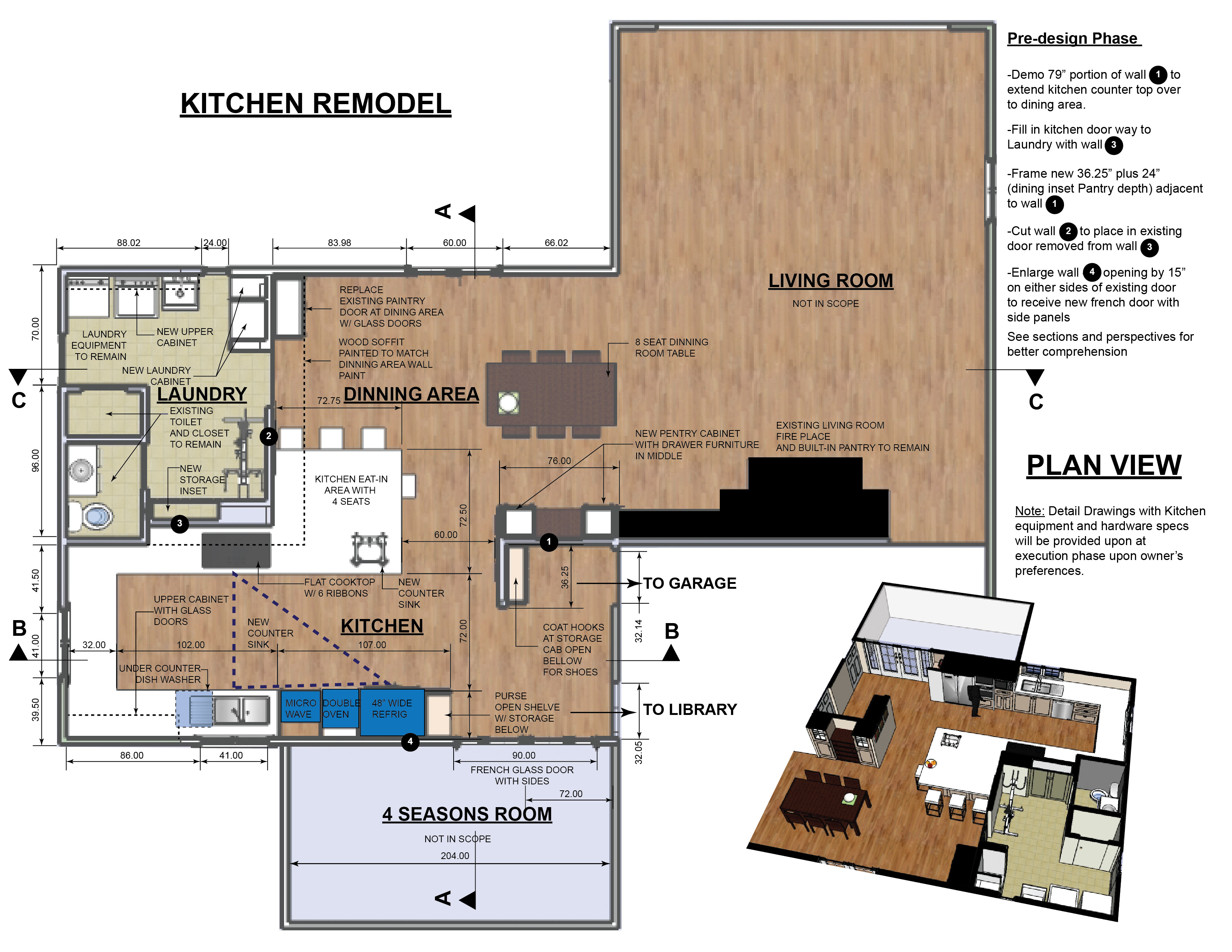 Viewdesignerproject projectkitchen design for How to plan a remodeling project