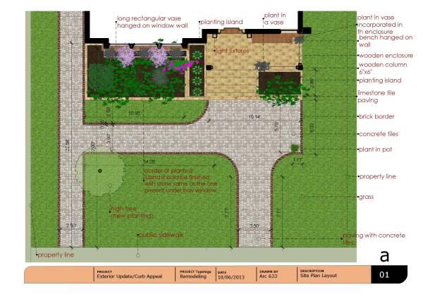 Image Siteplan Layout