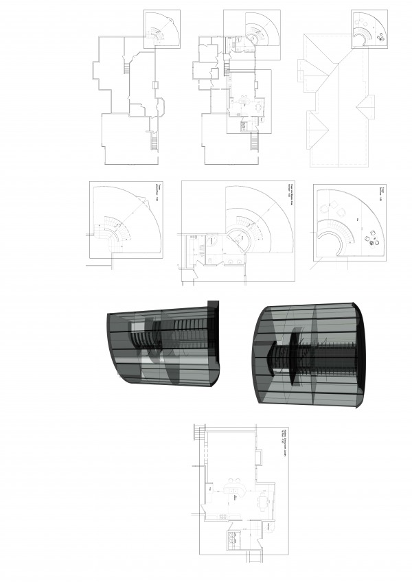 Image Plan and perspective v...