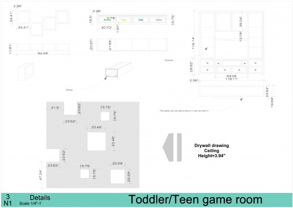 Image Toddler/Teen Game Room (2)
