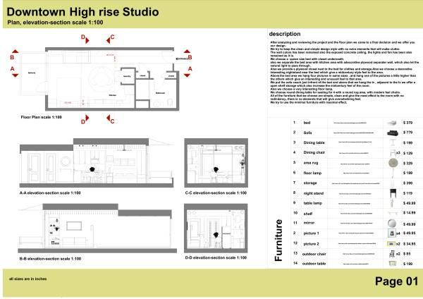 Image Downtown high rise studio (1)
