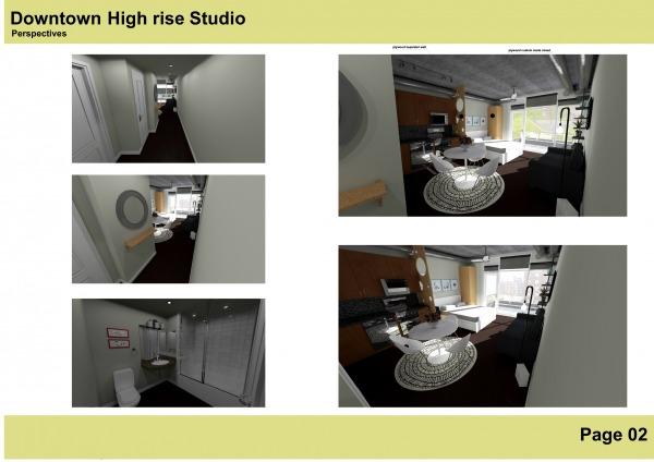 Image Downtown high rise studio (2)