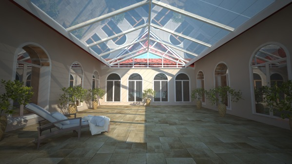 Image sunroom roof  ideas