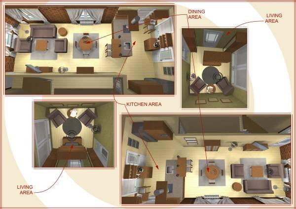 Image Kitchen & Second floor (2)