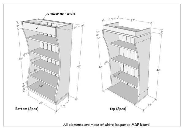 Image Custom shelves bracket... (2)