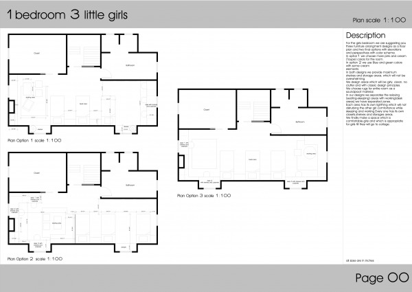 Image 1 Bedroom 3 Little Girls (1)