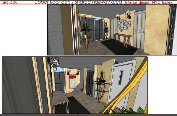 Image Upper floor den / shar...