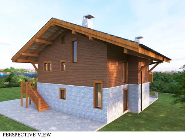 Image Chalet Exterior Design (2)