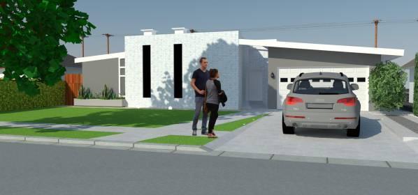 Image Emory Front Yard Upgrades