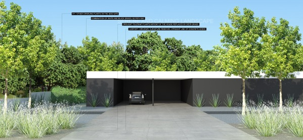 Image Side Yard & Carport