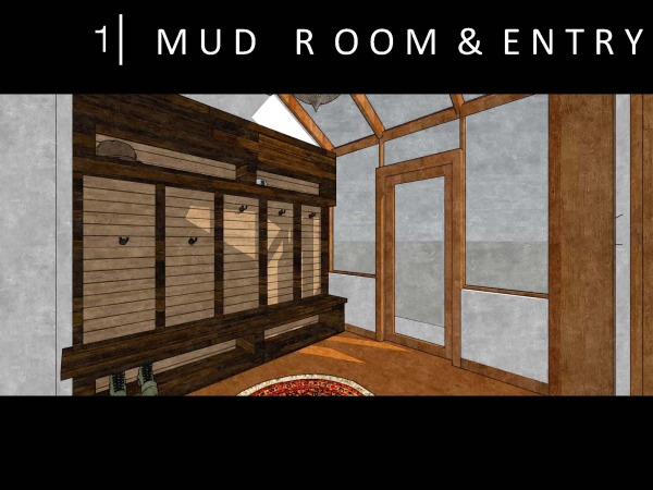 Image Mud Room & Entry