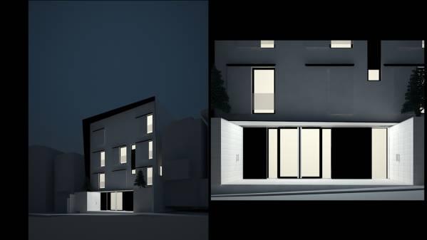 Image TAKANAWA HOUSE Facade ... (2)