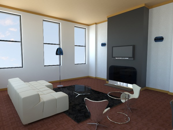 Image Condo interior design (1)