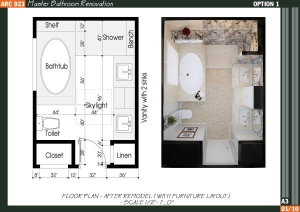 Image Master Bathroom Renova... (1)