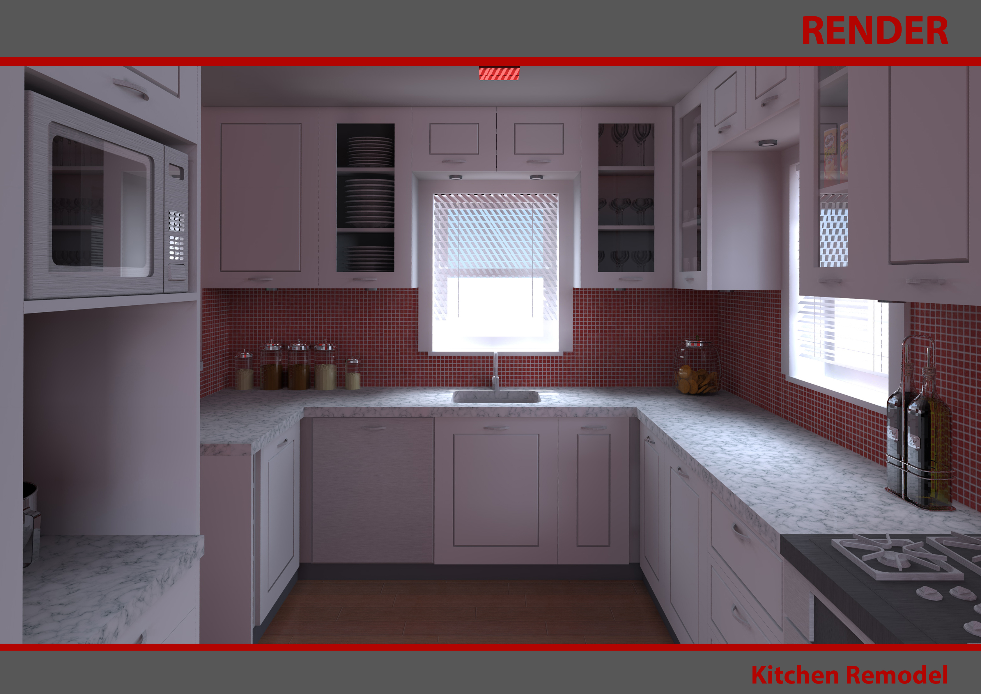 Kitchen Design Project Designed By Mg Architect Studio Kitchen Remodel Kansas City Missouri