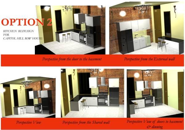 OPTION 02 - Kitchen Re...