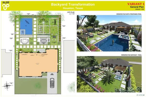 Image Variant 1- Backyard Tr...