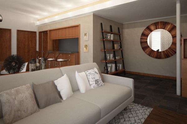 Image Midcentury modern home... (2)