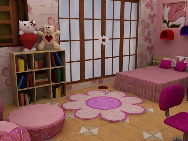 Image Girl Bedroom