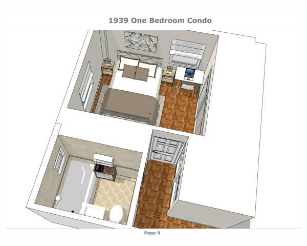 Image 1939 One Bedroom Condo (2)