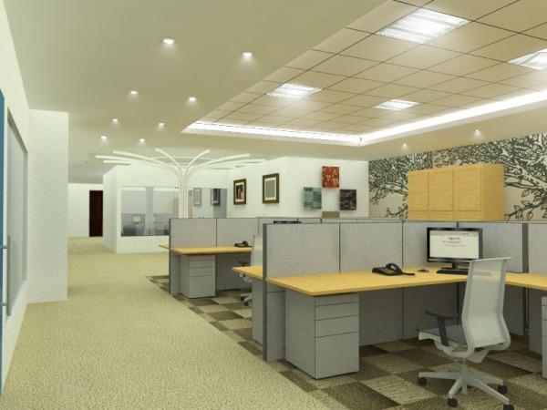 Workstation Area as se...