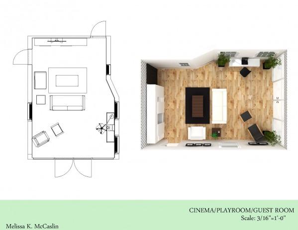 Image Playroom, cinema and g... (2)