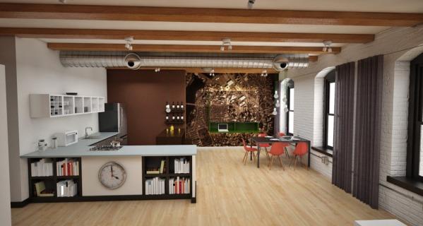 Image Boston Loft Interior (1)