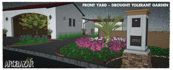 Image Front yard