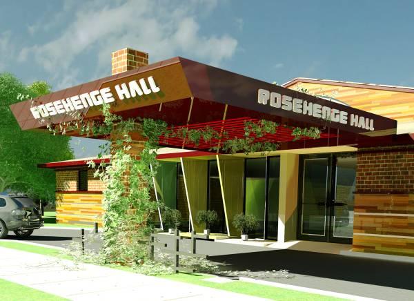 Image Rosehenge Hall Facelift