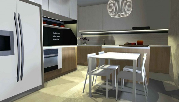 Image Kitchen and pantry rem...