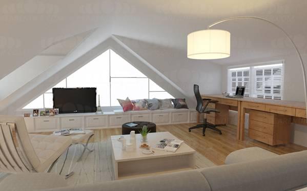 Image inspired attic flexibl...